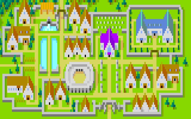 xterm-256-map